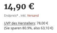 24 Ausgaben der Zeitschrift Freundin direkt für 14,90€ (statt 78€)