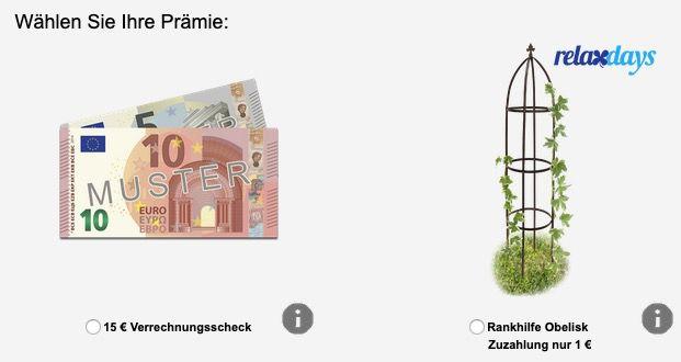 6 Ausgaben Wohnen & Garten für 24,90€ + Prämie: 15€ Verrechnungsscheck