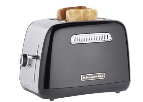 KitchenAid 5KMT2115EOB Classic Toaster für 56,61€ (statt 74€)