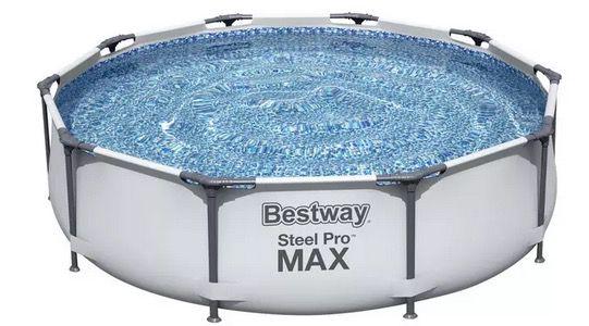 Bestway Steel Pro Max Frame 305x76cm für 93,85€ (statt 120€)