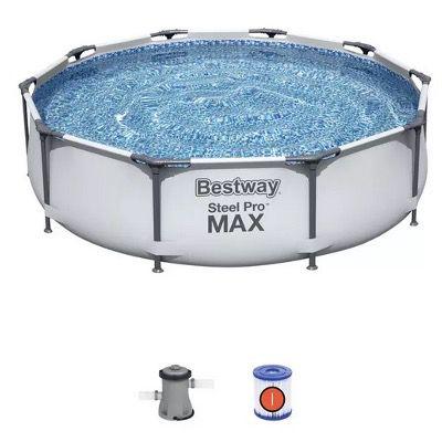 Bestway Steel Pro Max Frame 305x76cm für 112,95€ (statt 179€)