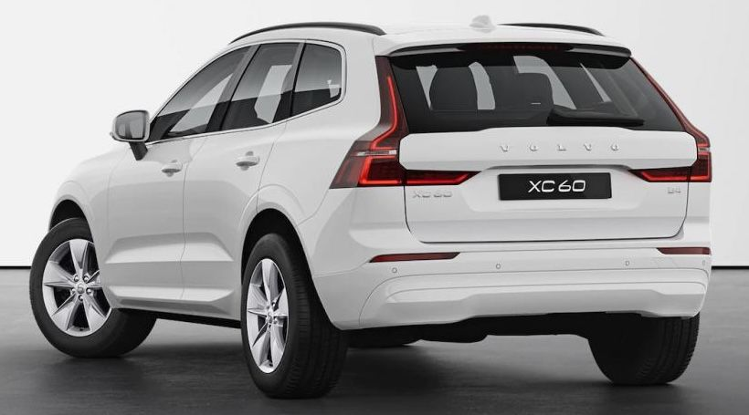 Privat: Volvo XC60 B4 Momentum Pro 8 Gang Geartronic mit 197PS für 260€mtl.   LF: 0,52
