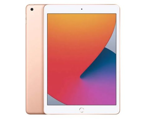 Apple iPad (2020) in Gold mit 128GB WiFi für 397,28€ (statt 449€)