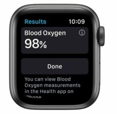Apple Watch Series 6 (GPS) 40mm Aluminium mit Sportarmband für 359,91€ (statt 389€)