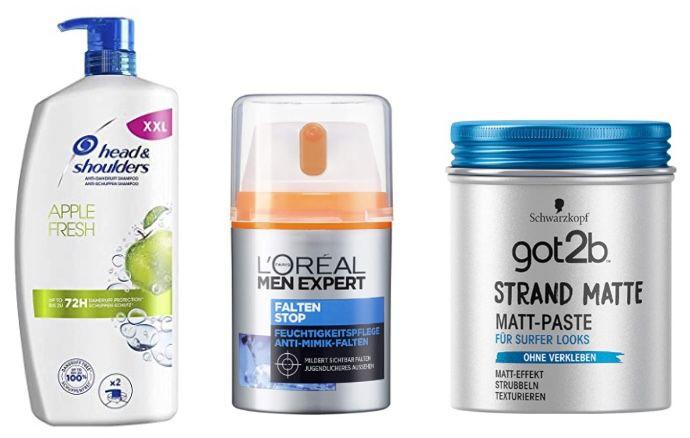 5 für 4 Beauty Aktion Amazon   z.B. 5x Head & Shoulders XXL Shampoo je 900ml für 31€ (statt 43€)