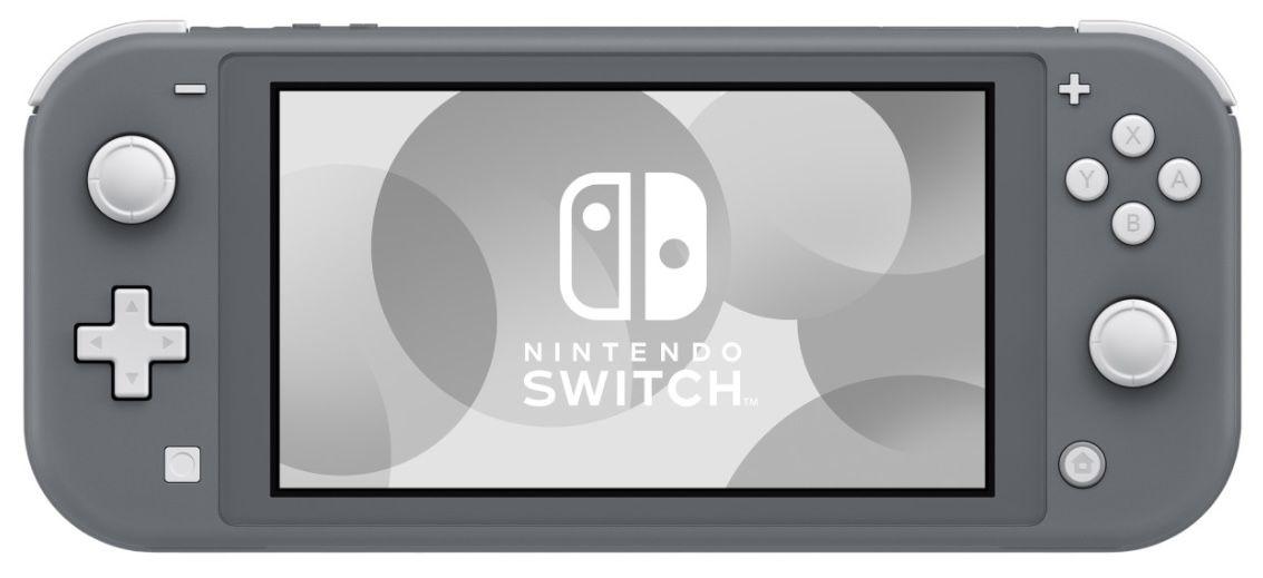 Nintendo Switch Lite in Grau für 170,10€ (statt 200€)