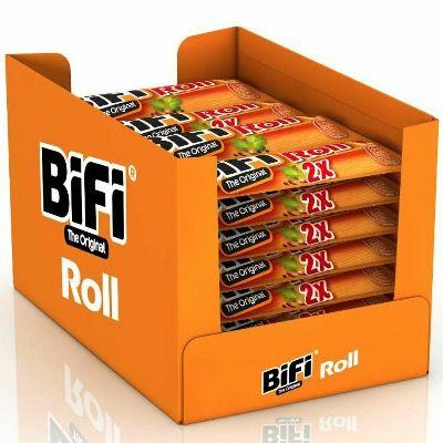 12x 2 BiFi Original Roll mit je 40g Mini-Salami für 17,99€ (statt 23€)
