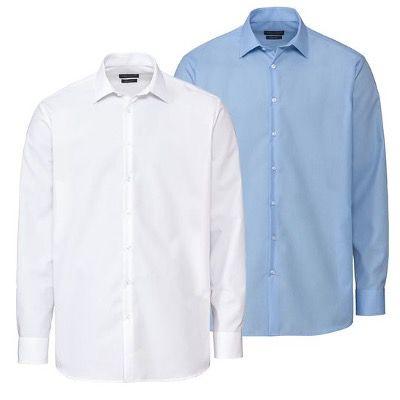 NOBEL LEAGUE – LIDL Business Herren Hemden ab 11,99€ + VSK frei ab 49€