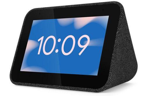 Lenovo Smart Clock mit Google Assistant für 29€ (statt 44€)