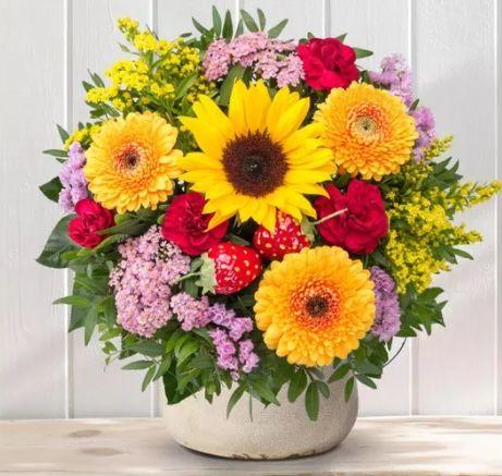 12€ Valentins Blumengutschein für 4,80€   zzgl. Lieferkosten aber ohne Mindestbestellwert!