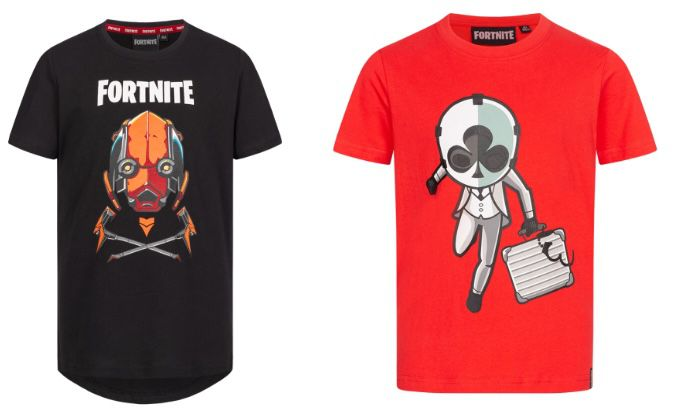 Fortnite Kinder T Shirts für je 3,99€ zzgl. VSK (statt 12€)