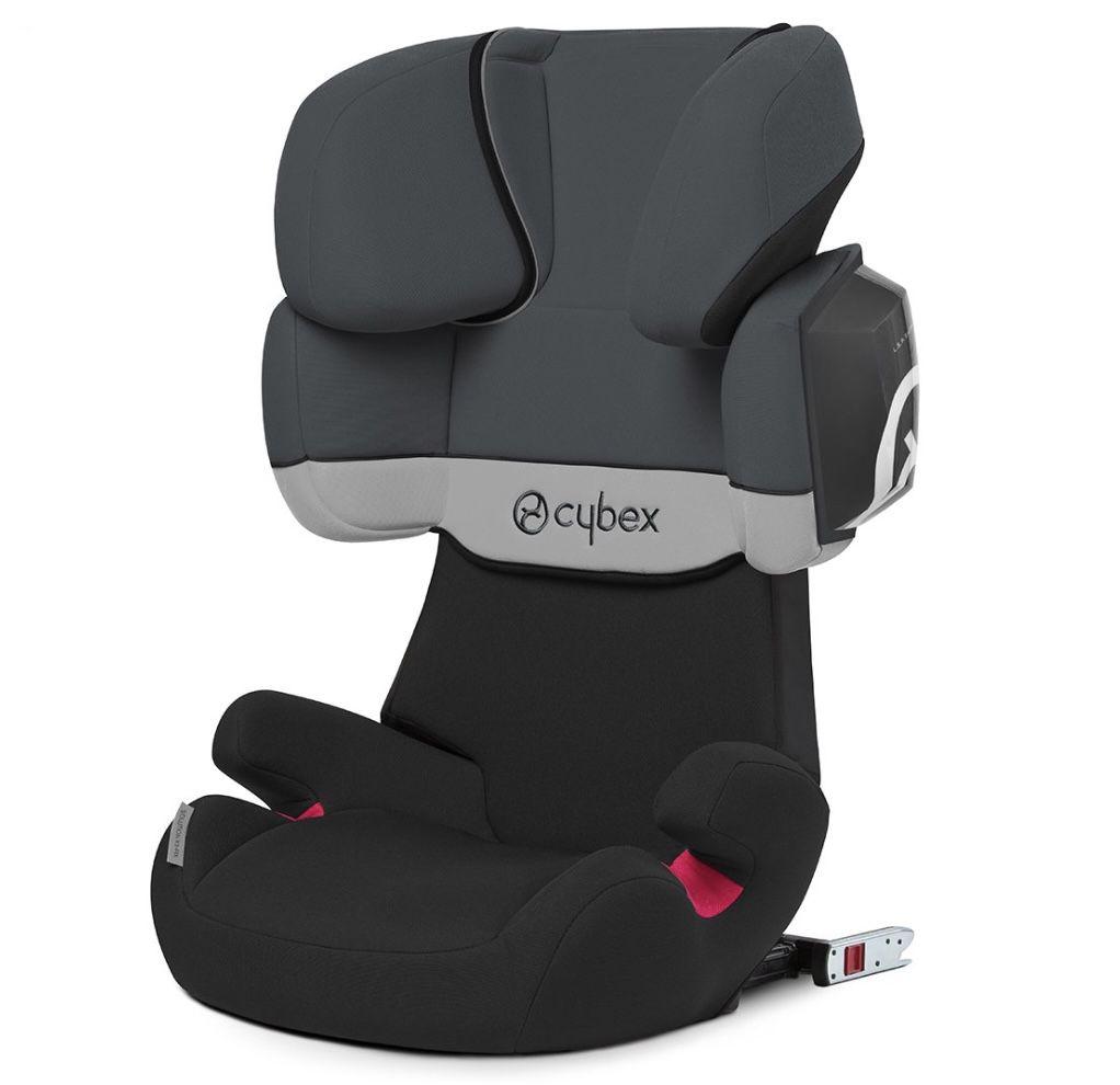 Cybex Solution X2 fix Kindersitz in Gray Rabbit für 72,85€ (statt 129€)