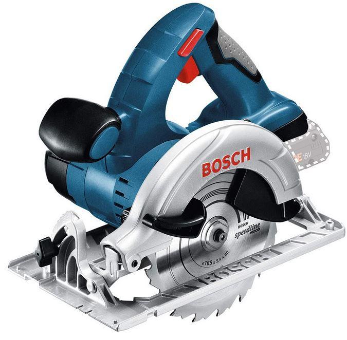 Bosch GKS 18V-LI Solo Akku Kreissäge inkl Zubehör Set für 99,95€ (statt 126€)
