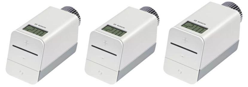 BOSCH Heizkörperthermostat ab 35,99€ (statt 41€) oder 3 Stück für 97,97€ (statt 123€)