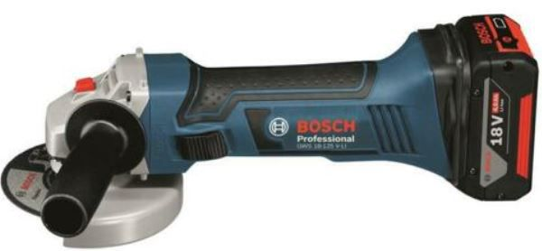 Bosch GSR 18V 21 Akku Bohrschrauber + Akku Winkelschleifer + 2Akkus 2Ah für 278,10€ (statt 329€)