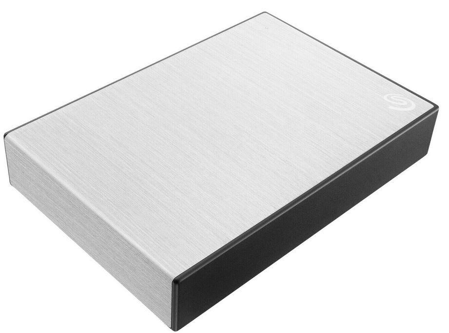 Seagate Backup Plus Portable 5TB Silber für 89,90€ (statt 114€)