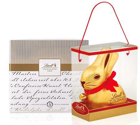 Oster Bundle: 1kg Lindt Goldhase (30cm) inkl. Oster Kollektion für 39,95€