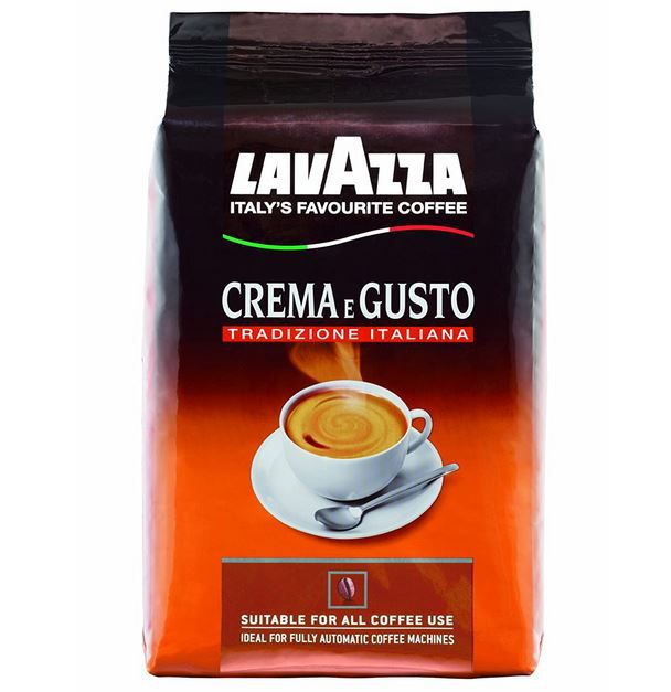 Lavazza Crema E Gusto Kaffeebohnen 1kg ab 7,49€ (statt 16€)