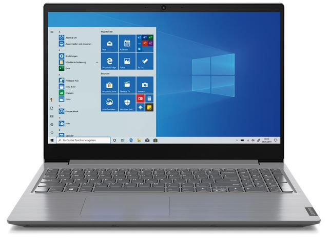 Lenovo V15   15,6 FHD Notebook i5, 8GB RAM, 512GB SSD für 606,88€ (statt 673€)