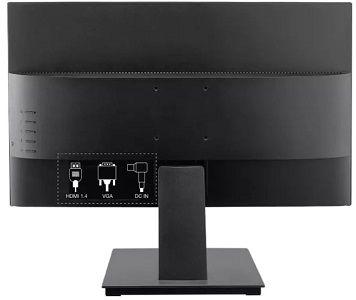 PEAQ PMO C240 VFH   24 Zoll Full HD Monitor mit 60 Hz ab 90€ (statt 120€)