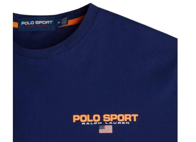 Polo Ralph Lauren Longsleeve mit Logo Print für 29,99€ (statt 56€)