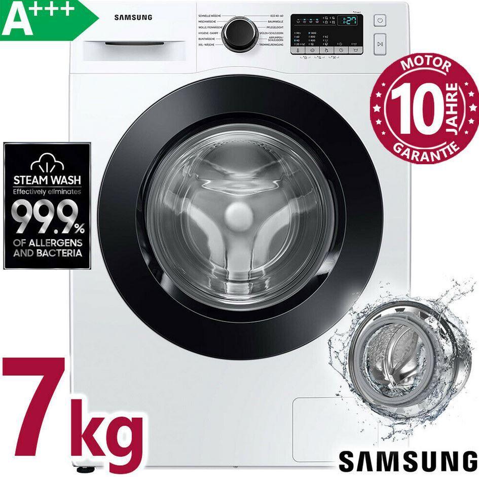 Samsung WW70T4042 Waschmaschine 7 kg Inverter Dampf für 339€ (statt 399€)
