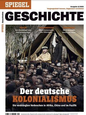 6 Ausgaben Spiegel Geschichte für 59,40€ + Prämie: 40€ Scheck