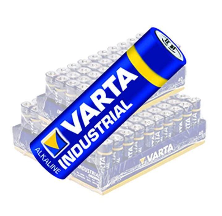 Vorbei! VARTA AA Mignon Batterien 500er Pack für 5,74€ Prime