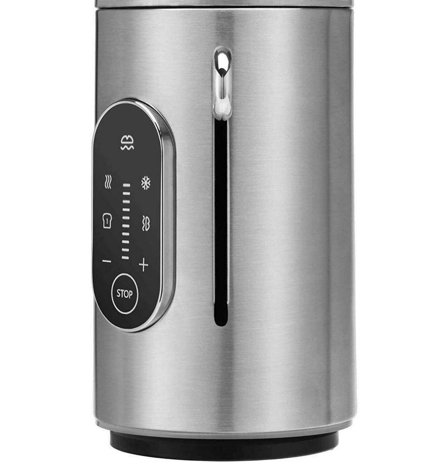 WMF Lumero Cromargan Langschlitz Toaster mit Brötchenaufsatz für 80,99€ (statt 100€)