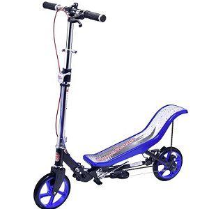 Space Scooter Deluxe X 590 in blau/schwarz für 116,99€ (statt 139€)