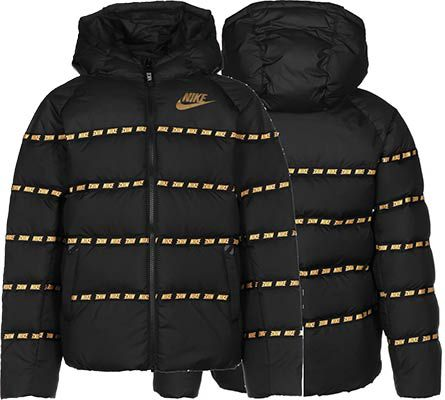 "Nike Kinderjacke ""Down Jacket"" in 2 Designs für je 51,99€ (statt 99€)"