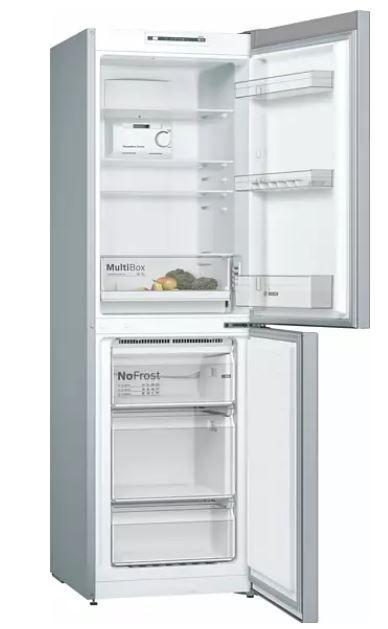 Media Markt & Saturn Mega Sale   z.B. BOSCH KGN 34 Kühlgefrierkombination + 60€ Eismann Gutschein für 498,09€ (statt 580€)