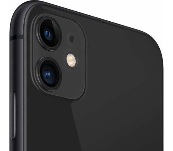 Apple iPhone 11 Schwarz 128GB für 589€ (statt 629€)   Neuware
