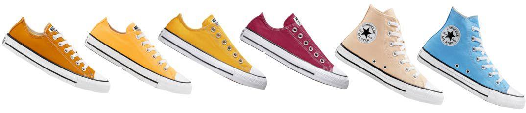 Geomix: Converse Sneaker Sale zB.: Chuck Taylor All Star Slip On für 38,96€ (statt 51€)