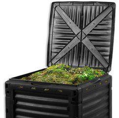 Fuxtec Komposter mit 300L für 35,10€ (statt 39€)