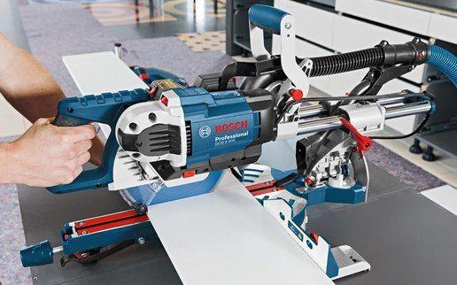 Bosch GCM 8 SDE Kapp  u. Gehrungssäge für 395,10€ (statt 439€)