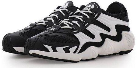 adidas Originals FYW S 97 in Schwarz Weiß für 47,99€ (statt 80€)
