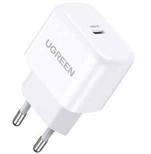 UGREEN 20W USB C Mini Ladegerät mit QC 4+ für 9,99€ (statt 18€)   Prime