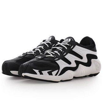 adidas Originals FYW S-97 in Schwarz Weiß für 47,99€ (statt 80€)