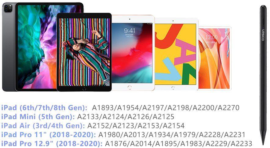 URSICO Stylus Pen 2.1 Gen für das iPad für 19,24€ (statt 35€)