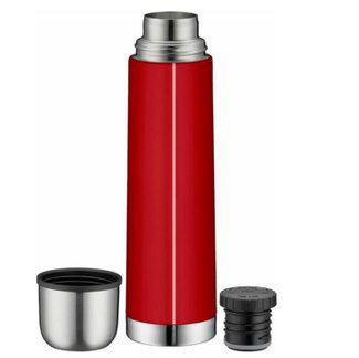 alfi isoTherm Eco Isolierflasche (0,75l) aus Edelstahl in Rot für 12,99€ (statt 22€)