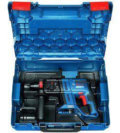 Bosch GBH 18V 21 Professional Solo ohne Akku mit L Boxx für 152,10€ (statt 169€)