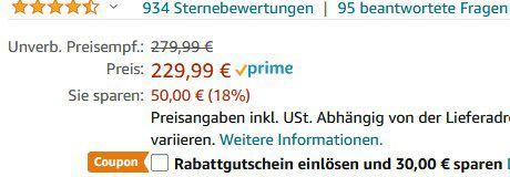 Kyvol Staubsauger Roboter mit Alexa & App Steuerung für 169,99€ (statt 280€)
