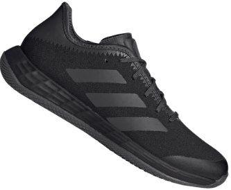 adidas Adizero FastCourt Sneaker in Schwarz für 59,95€ (statt 74€)