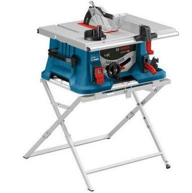 Bosch GTS 635-216 Professional 1.600W Tischkreissäge inkl. GTA 560 für 323€ (statt 371€)