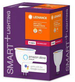 4x LEDVANCE Smart+ LED Lampe (GU5.3) mit App Anbindung für 40,90€ (statt 50€)