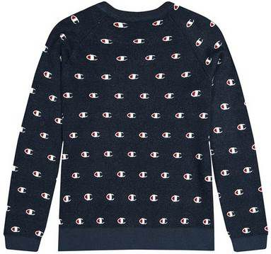 Champion Pullover All Over C Logo Sweater in 3 Farben ab 45€ (statt 96€)