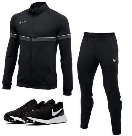 Nike Academy 21 Trainingsset (Jacke, Hose & Schuhe) für 79,95€ (statt 91€)