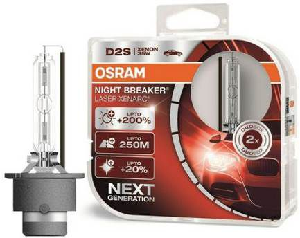 Osram Xenarc Night Breaker Laser D2S für 69,99€ (statt 76€)