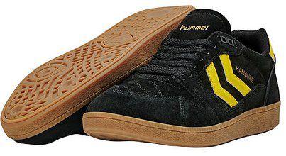 hummel Sneaker HB Team Suede in Schwarz für 33,91€ (statt 48€)